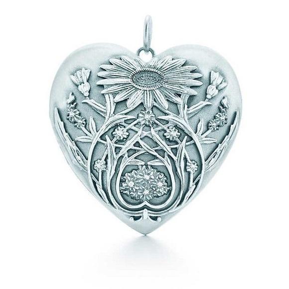 d56fe48a9 Tiffany & Co. Jewelry   Tiffany Co Ziegfeld Collection Daisy Locket ...